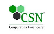Nuestro Cliente Satisfecho: Cooperativa Financiera CSN
